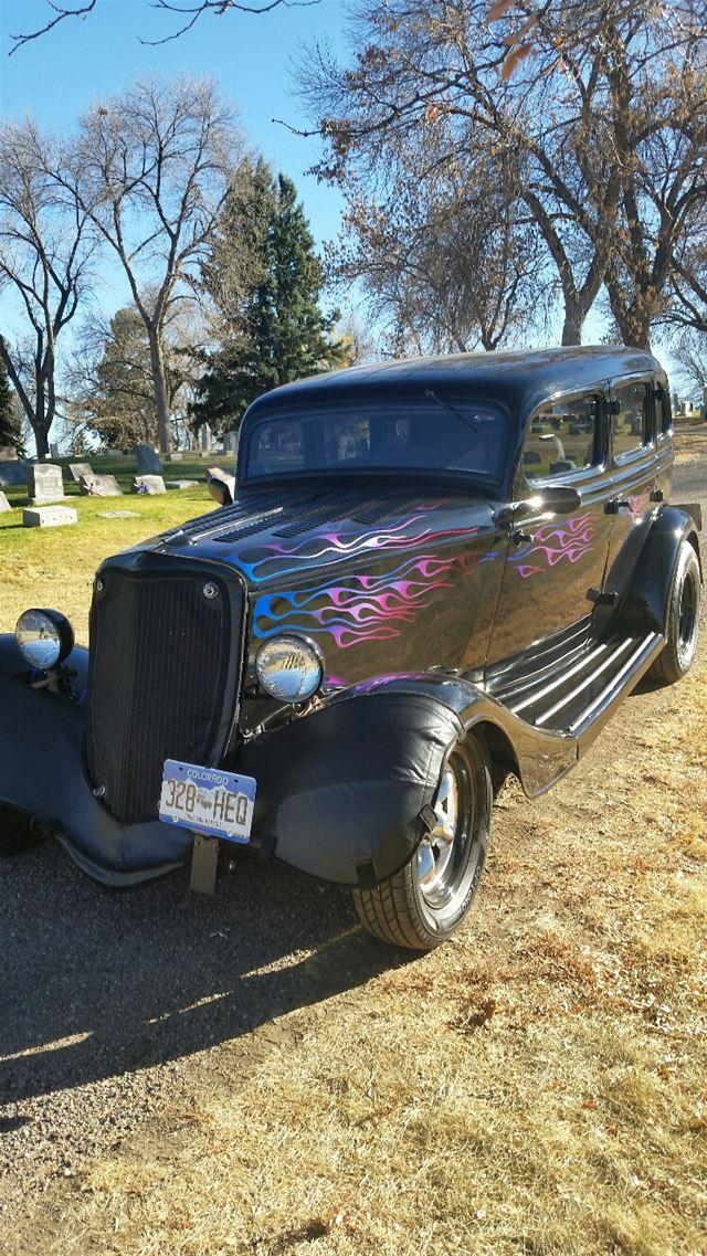 1933 ford sedan for sale colorado springs colorado for 1933 ford 4 door sedan