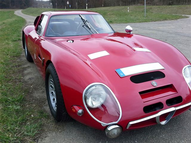 1966 alfa romeo giulia tz2 for sale germany. Black Bedroom Furniture Sets. Home Design Ideas
