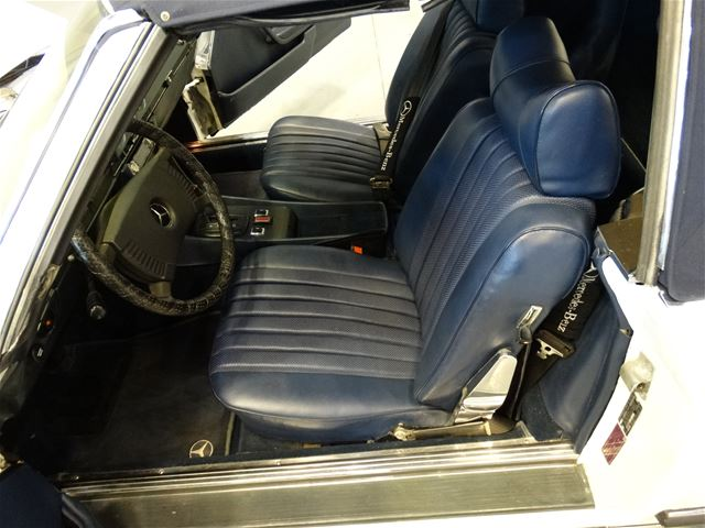 1977 Mercedes 450SL For Sale Lake Mary, Florida