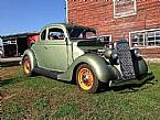 1935 Ford 5 Window Coupe Picture 8