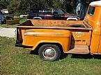 1955 Chevrolet Stepside Picture 8