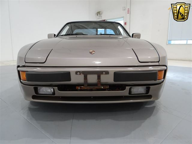 1984 porsche 944 for sale tinley park illinois. Black Bedroom Furniture Sets. Home Design Ideas