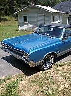 1965 Oldsmobile F85 Picture 8