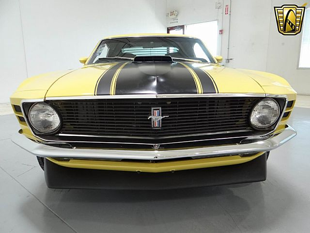 1970 ford mustang boss 302 for sale tinley park illinois. Black Bedroom Furniture Sets. Home Design Ideas