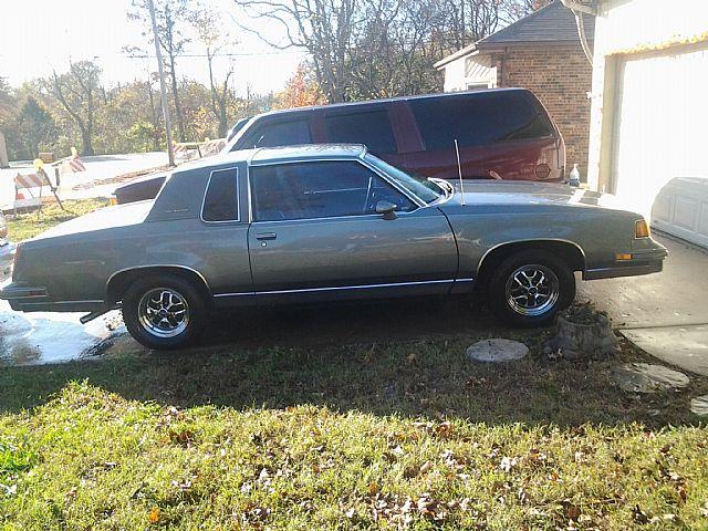 1988 Oldsmobile Cutlass Supreme Classic For Sale Springfield Missouri