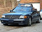 1992 Mercedes 500SL Picture 8