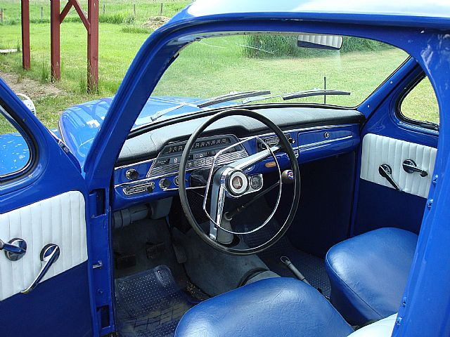 1962 Volvo PV544 Sport For Sale Armstrong, British Columbia