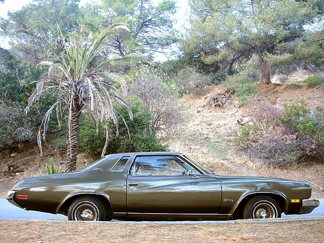 1973 Buick Century Luxus For Sale Los Angeles California