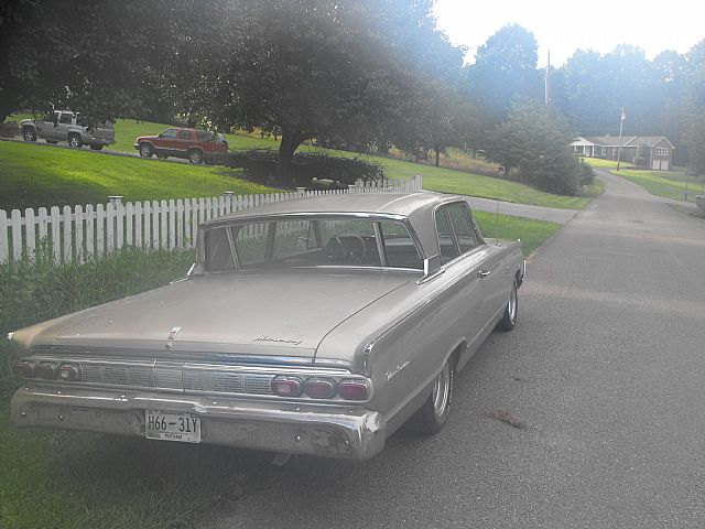 1964 Mercury Monterey Breezeway For Sale Cookeville Tennessee