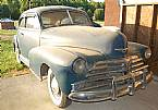 1948 Chevrolet Fleetmaster Picture 8