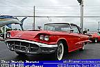 1960 Ford Thunderbird Picture 8