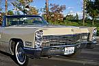 1968 Cadillac Convertible Picture 8