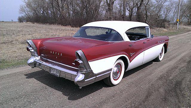 50 Super Riviera For Sale 1957 Buick