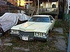 1972 Cadillac Coupe DeVille Picture 8