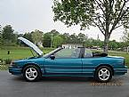1993 Oldsmobile Cutlass Picture 8