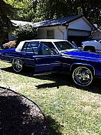 1987 Cadillac Fleetwood Picture 8