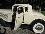 1933 Dodge Rumble Seat Picture 8