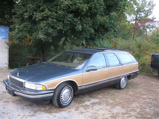 1996 Buick Lesabre >> 1996 Buick Roadmaster Station Wagon For Sale Albany, New York