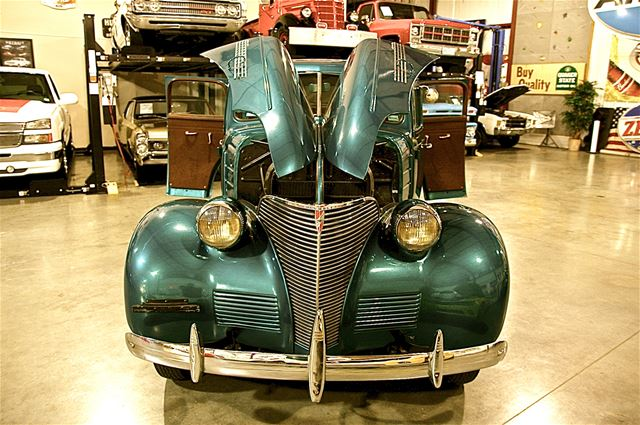 1939 Chevrolet Sedan For Sale Fenton Missouri