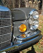 1970 Mercedes 300SEL Picture 8