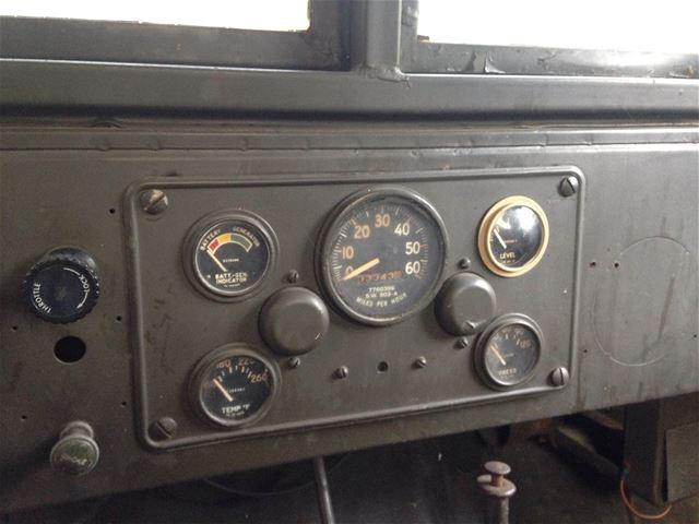 1954 Dodge M37 Power Wagon For Sale Indio, California