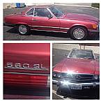 1989 Mercedes 560SL Picture 8