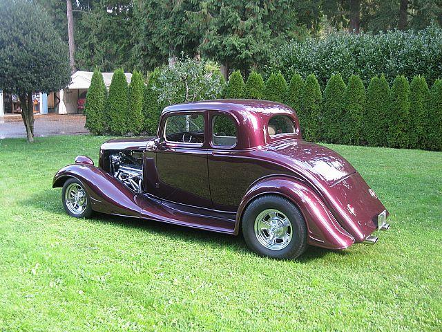 1933 Pontiac 5 Window Coupe For Sale Langley British Columbia