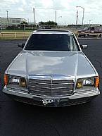 1985 Mercedes 500SEL Picture 8