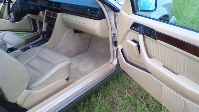 1995 Mercedes E320 Cabriolet Convertible For Sale Canton