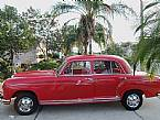 1956 Mercedes 220S Picture 8