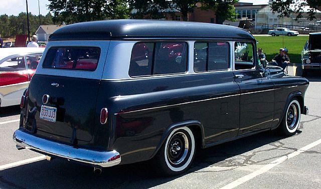 1956 Chevrolet Suburban For Sale Forestdale  Massachusetts