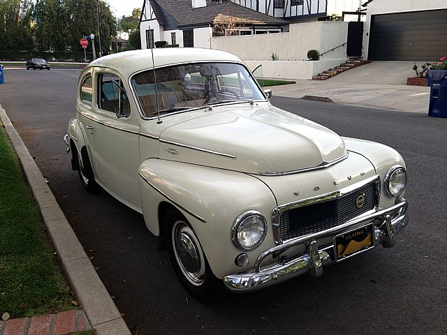 1960 Volvo PV544 For Sale , California