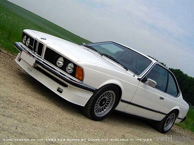 1983 Bmw E24 Coupe For Sale Los Angeles California