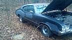1970 Oldsmobile Cutlass Picture 8