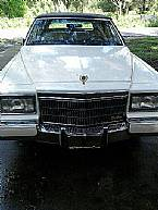 1990 Cadillac Brougham Picture 8