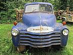 1950 Chevrolet Pickup Picture 8