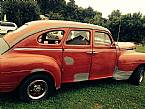1941 Plymouth Sedan Picture 8