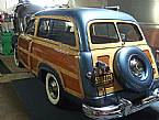 1951 Ford Country Squire Picture 8