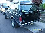1989 Chevrolet S10 Picture 8