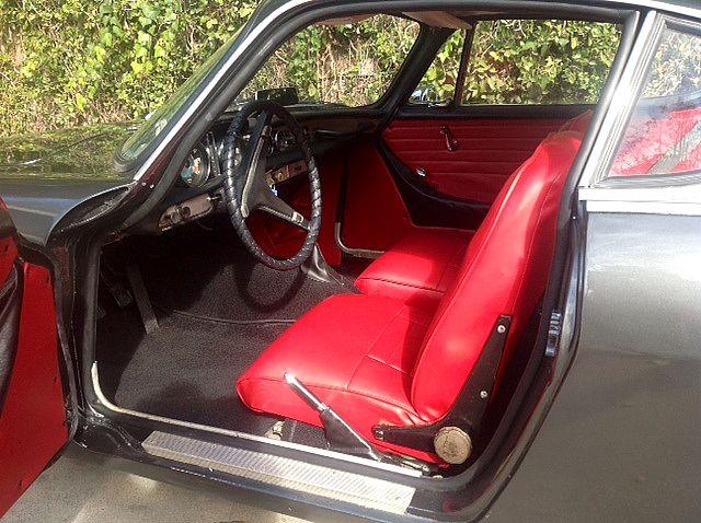 1965 Volvo P1800 For Sale Glendale, California