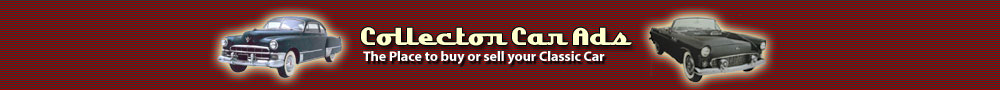 collector car ads