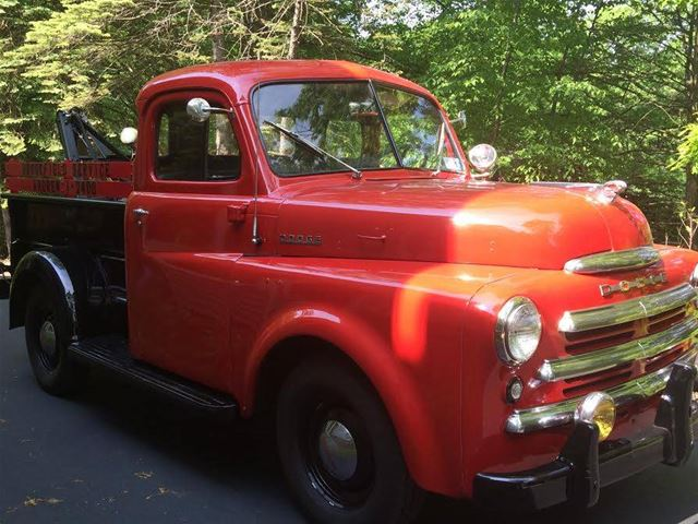 1949 Dodge Tow Truck for sale
