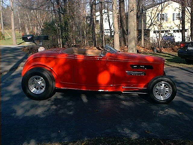 1932 Ford Zipper
