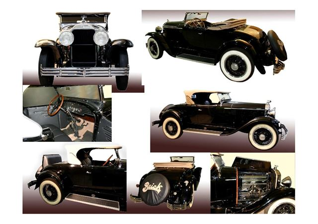 1929 Buick Coupe