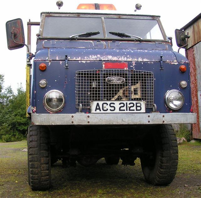 1964 Land Rover Forward Control
