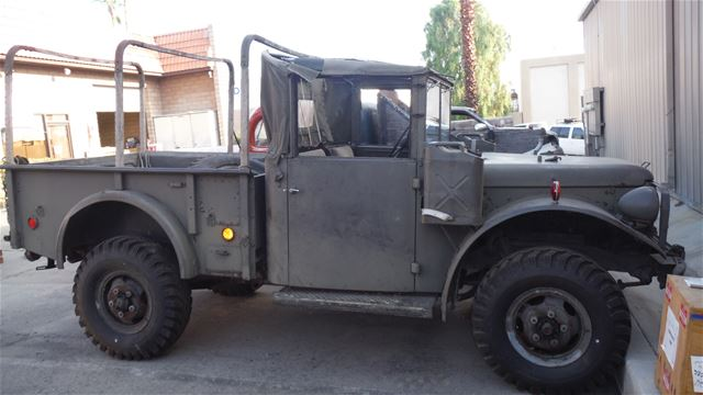 1954 Dodge M37 for sale
