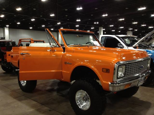 1971 Chevrolet Blazer K5 For Sale Denver, Colorado